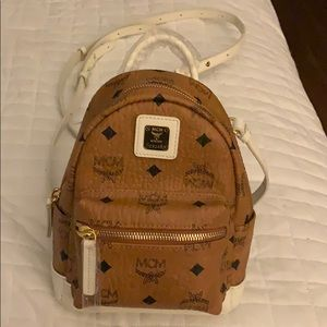 MCM small back pack